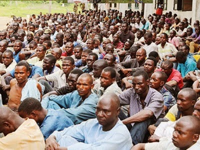 """The 486 people arrested in Abia are not Boko haram,stop arresting Northerners""-AYCF warns South-East Governors"