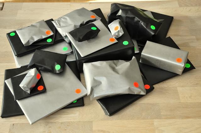 pakkekalender til dreng