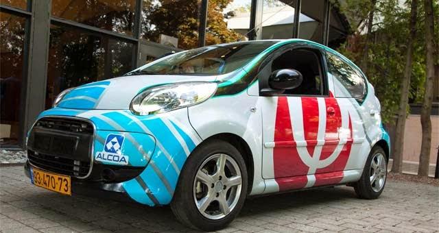 Phinergy y Alcoa, nuevas tecnologías en coches eléctricos