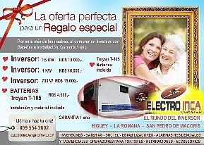 Electro INCA Dia de los Madres