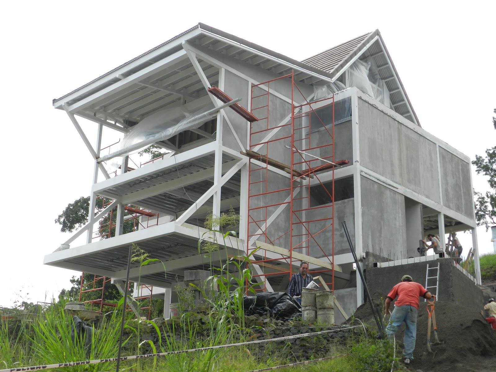 Oraaflex utilizacion del acero en las estructuras - Estructuras de acero para casas ...