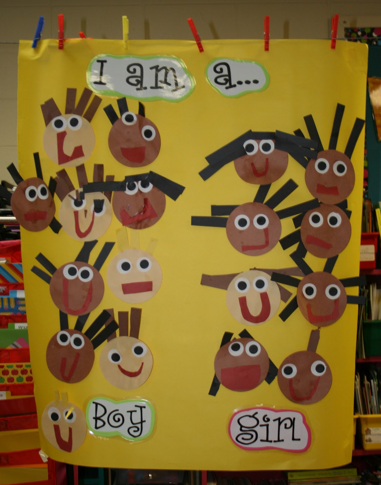Mrs mayas 39 kindergarten all about me for All about me toddler crafts