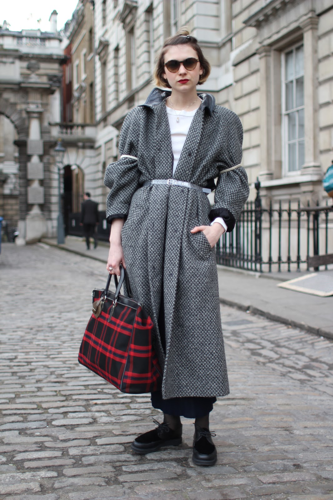 Styleeast London Fashion Week Street Style Chameleon