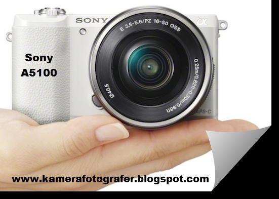 Harga dan Spesifikasi Kamera Sony A5100 Tahun 2015