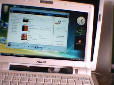 USB Boot Install Windows Vista Asus Eee PC 900