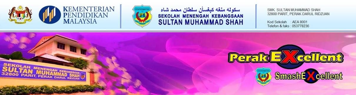 SMK Sultan Muhammad Shah, Parit