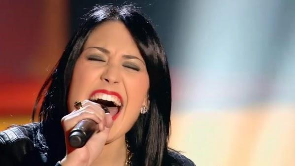María Eugenia la voz
