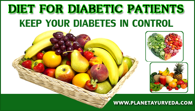 Diet for Diabetic Patients, Diabetes Diet Plan