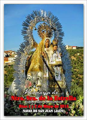 Navas de San Juan - Romería de Nuestra Señora de la Estrella 2015