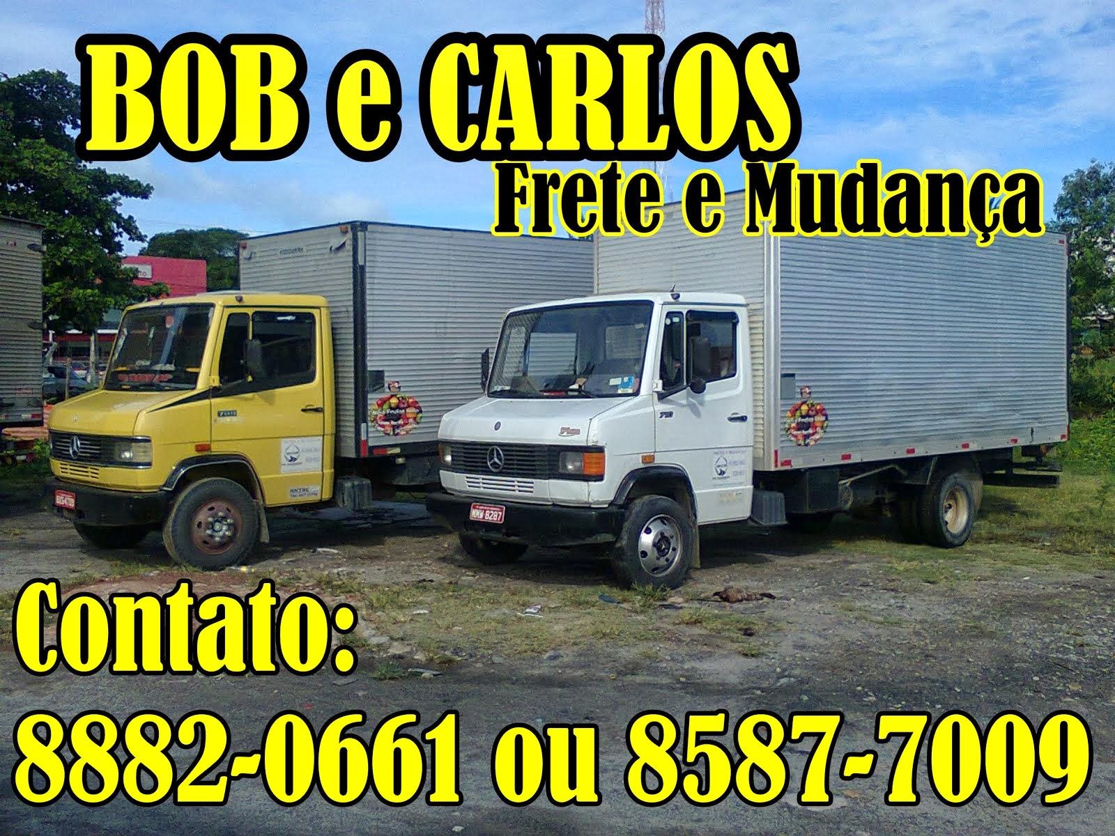 BOB e CARLOS
