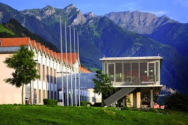 Lihtenştayn'daki Üniversiteler