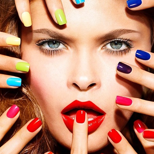 Gemily Barbon Beauty & Makeup: The Nail Polish Shades To