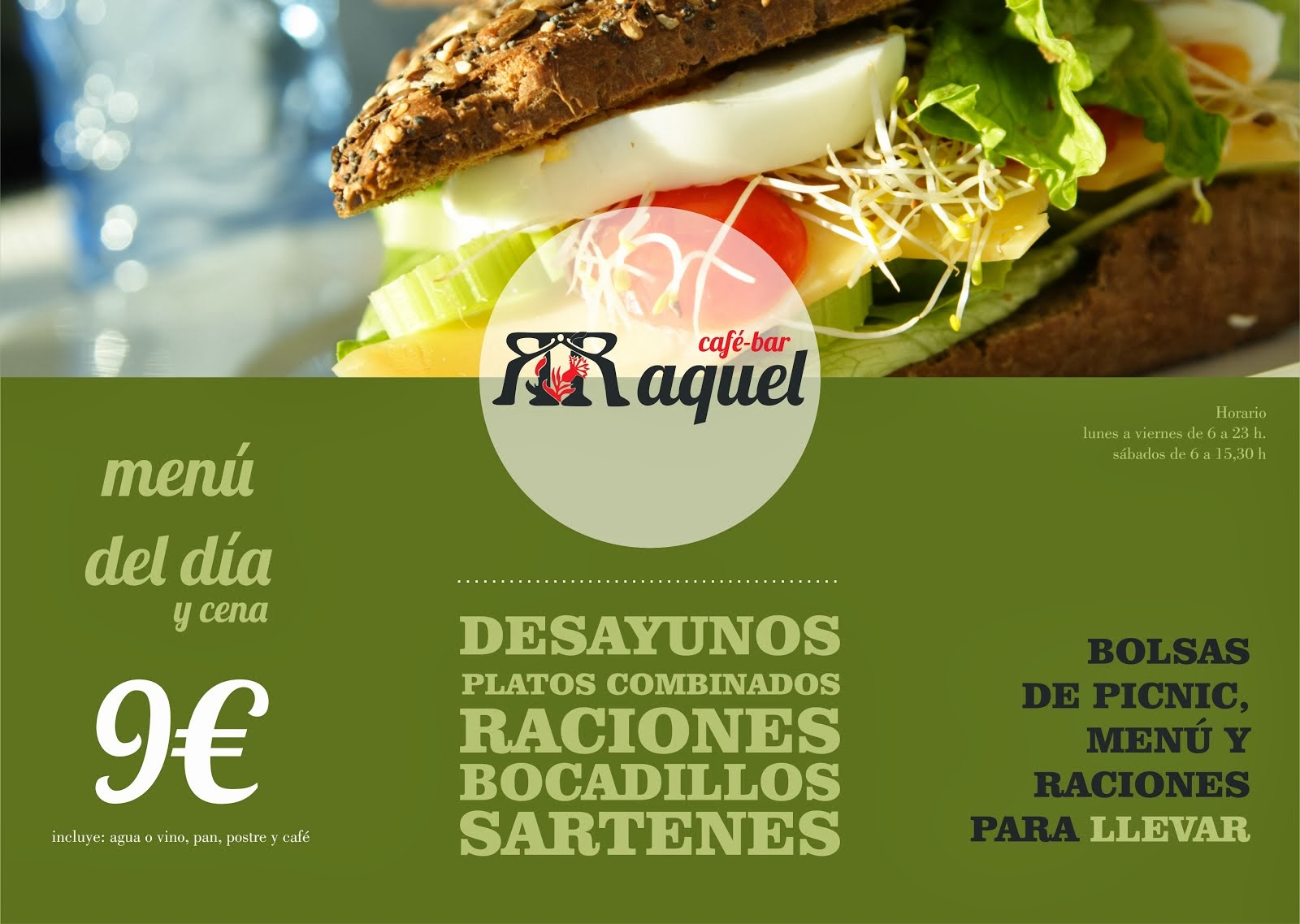 CAFÉ BAR RAQUEL