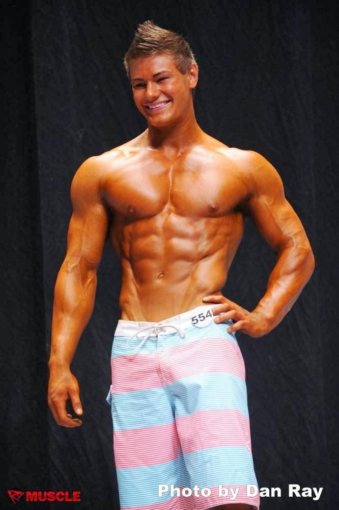 Daily Bodybuilding Motivation: Jeff Seid, Teen Super Star