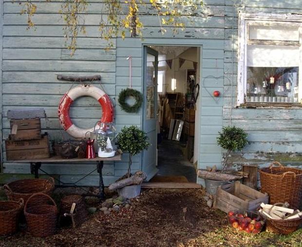 Jard n vintage guia de jardin aprende a cuidar tu jard n for Jardines vintage