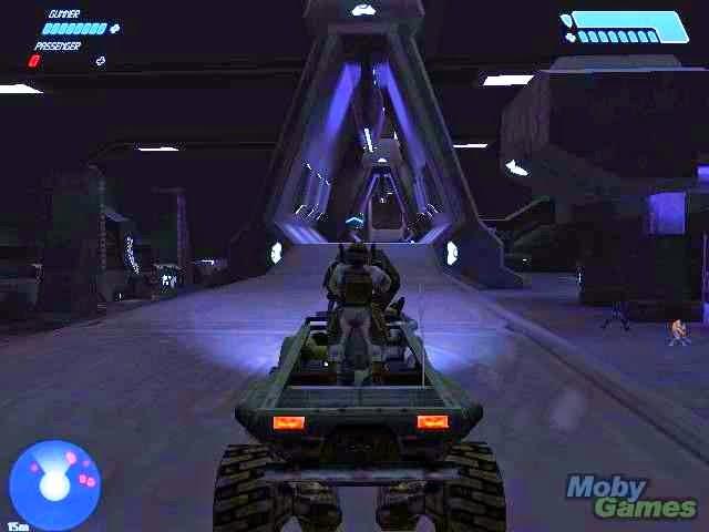 Halo 1 Combat Evolved