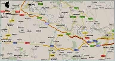 plano la rioja Haro Santo Domiongo elbloginmobiliario.