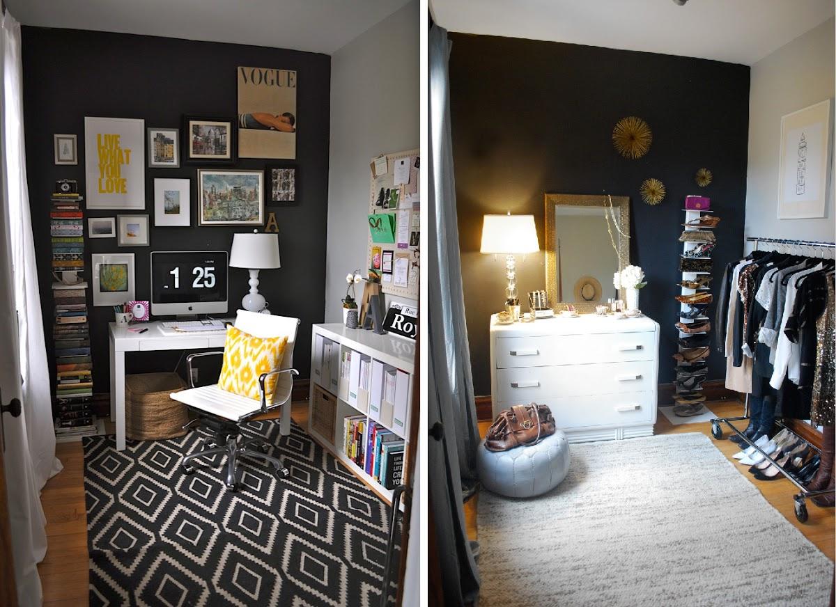 Quedamos en el despacho boho deco chic for What to do with extra living room