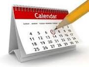 Guild Activity Calendar