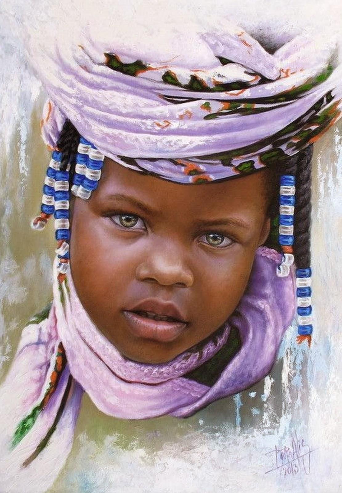 Cuadros Modernos Pinturas y Dibujos : Cuadros de Negras ...