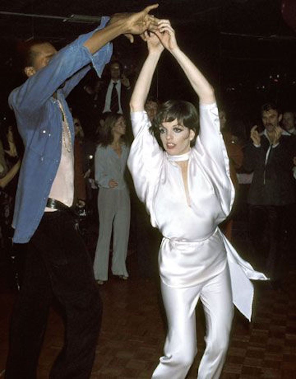 Bianca jagger studio 54 fashion See Bianca Jagger s Style, an Original It Girl - The Cut