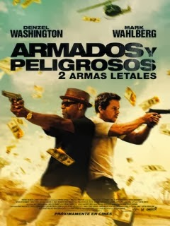 Armados y Peligrosos (2013) [DVDRip] [Latino]