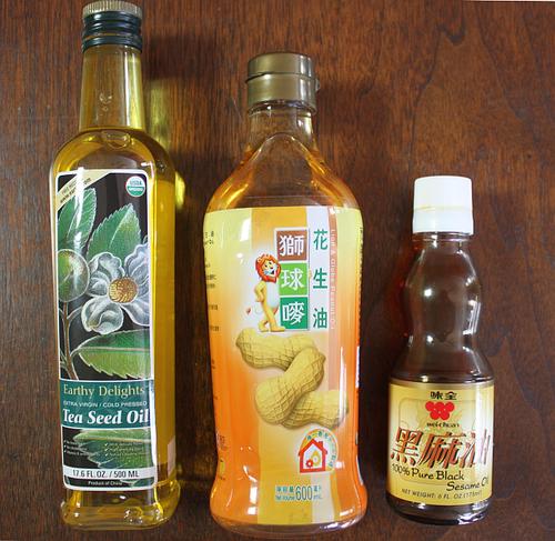 asian oil