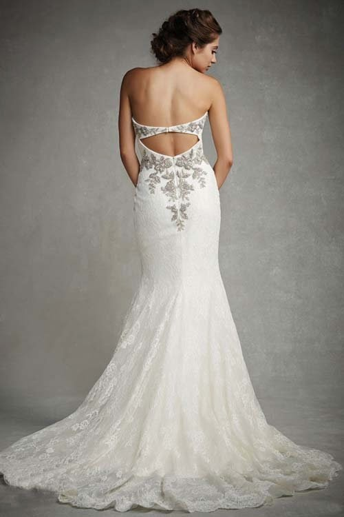 2015 Beautiful Wedding Dresses Collection from Enzoani