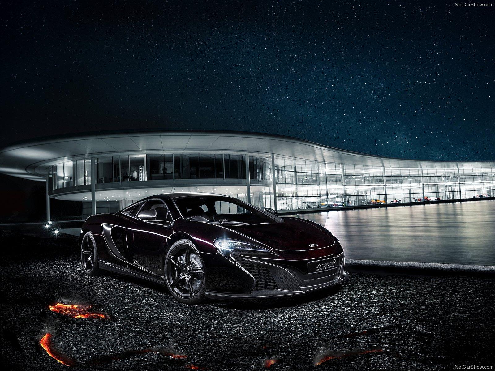Hình ảnh siêu xe McLaren 650S Coupe MSO Concept 2014 & nội ngoại thất