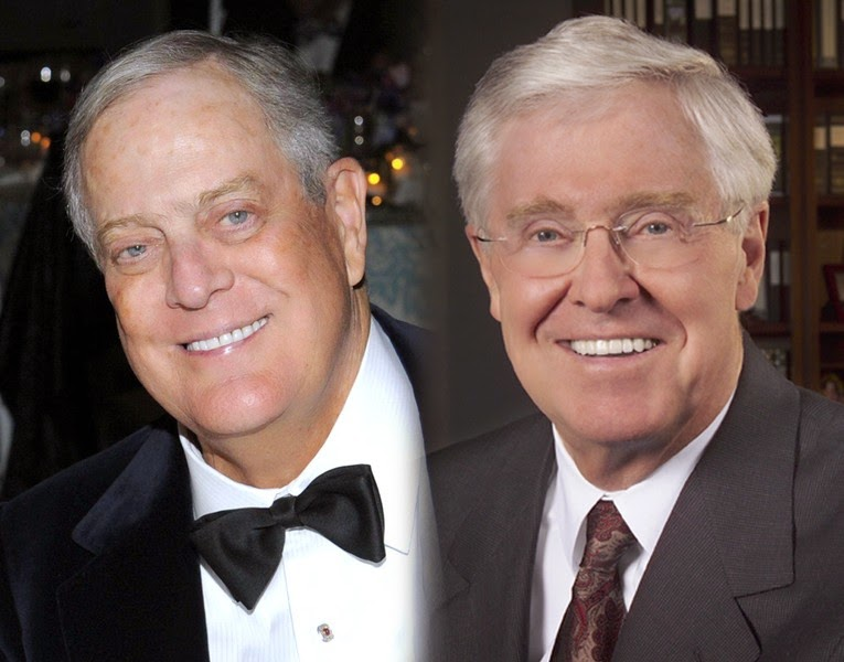 Richest man in america the richest for David koch usa
