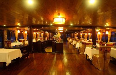 Restaurant - Oriental Sails