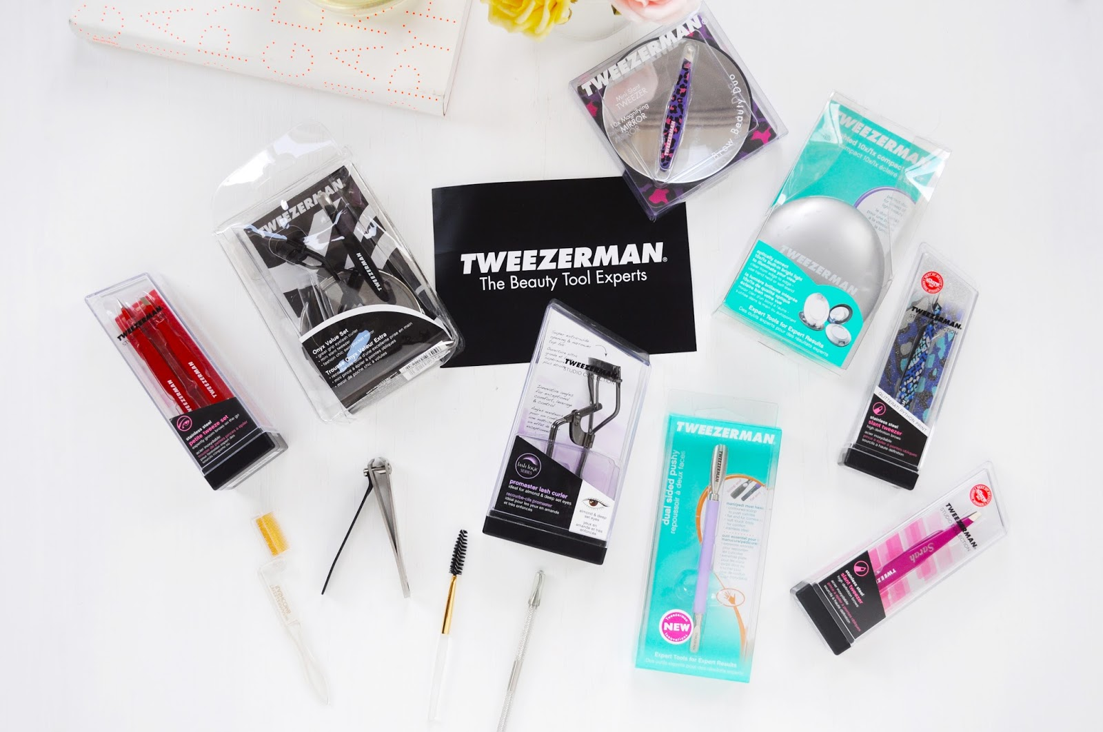 best tweezers, Tweezerman