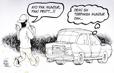 Juru parkir
