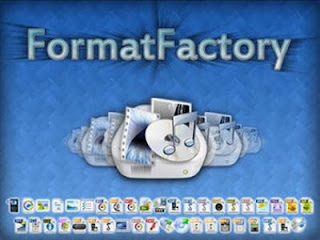 FormatFactory converting of popular video formats in MP4, 3GP, MPG, AVI, WMV, FLV, SWF, and also converting of audioformats in MP3, WMA, MMF, AMR, OGG, M4A, WAV is supported