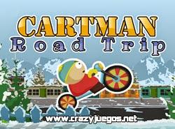 Jugar Cartman Roadtrip
