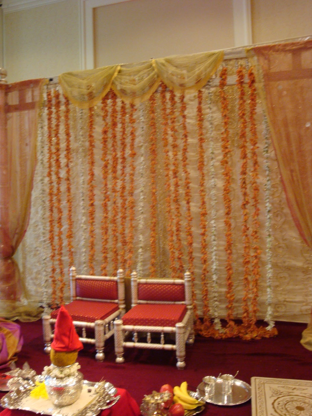Entertaining From An Ethnic Indian Kitchen Wedding