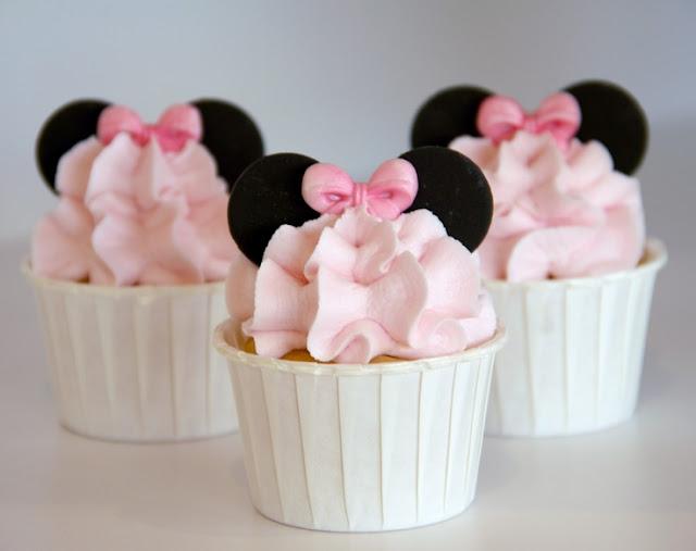 50 Ideias de Cupcakes para festas infantis