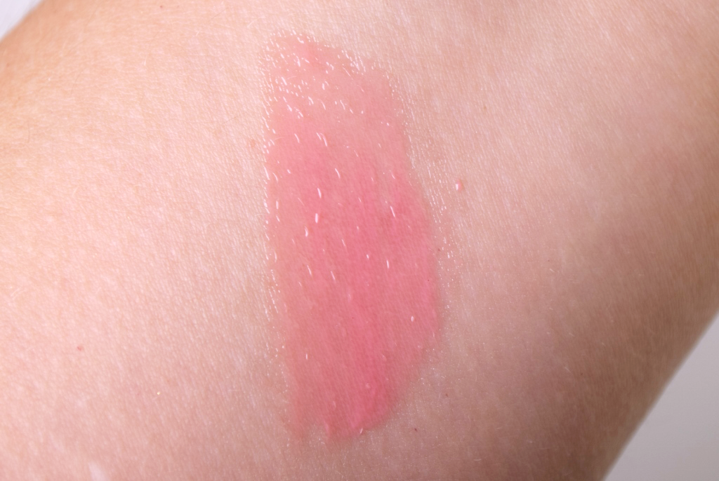 Makeup Revolution I Heart Makeup 'Too Cool for School' Wow Gloss Review swatch