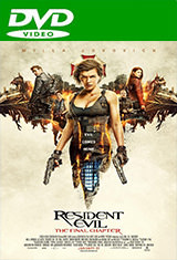 Resident Evil: The Final Chapter (2017) DVDRip