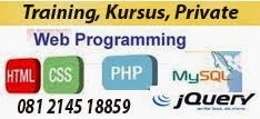 Training/Private Web Programming