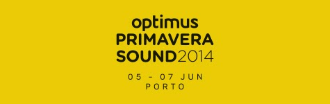 Optimus Primavera Sound 2014