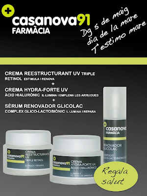 Dermocosmetica a Farmàcia Casanova91