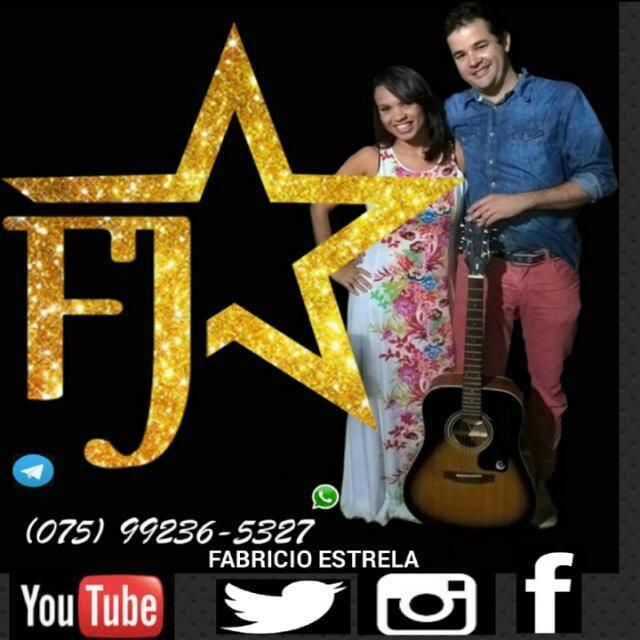 Conheça o Dueto Fabrício e Jamile Estrela