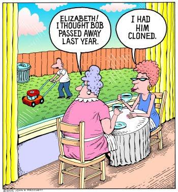 therapeutic cloning ethics essay
