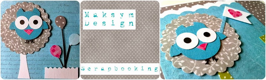 Scrapbooking Maksym Design