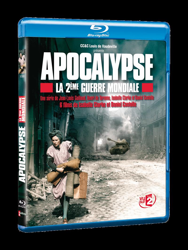 Apocalypse la 2ème guerre mondiale
