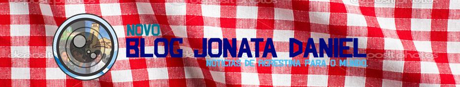 Novo Blog Jonata Daniel