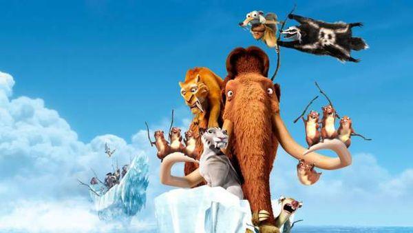 10 Film Hollywood Paling Banyak Dibajak Sepanjang Tahun 2012: Ice Age 4: Continental Drift