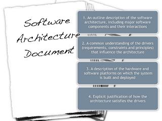 El famoso documento de Arquitectura … Conoce lo que debes hacer para hacerlo como un experto.