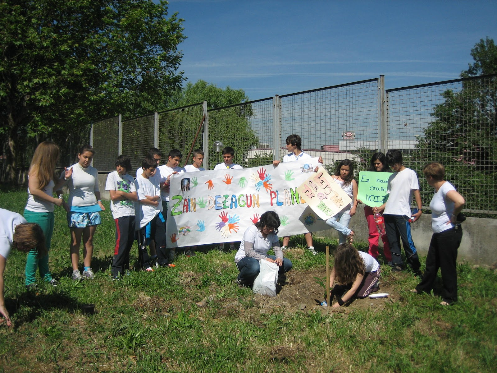Carta de Responsabilidades de los Jóvenes del Planeta - Brasil, 2010